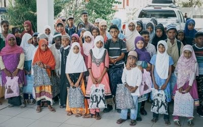 Educational Support for Orphans and Vulnerable Children