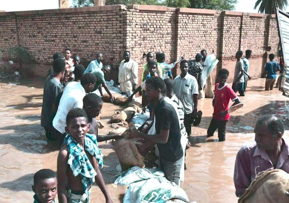 Sudan & Niger Flood Relief