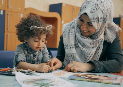 Education for Children in Gaza