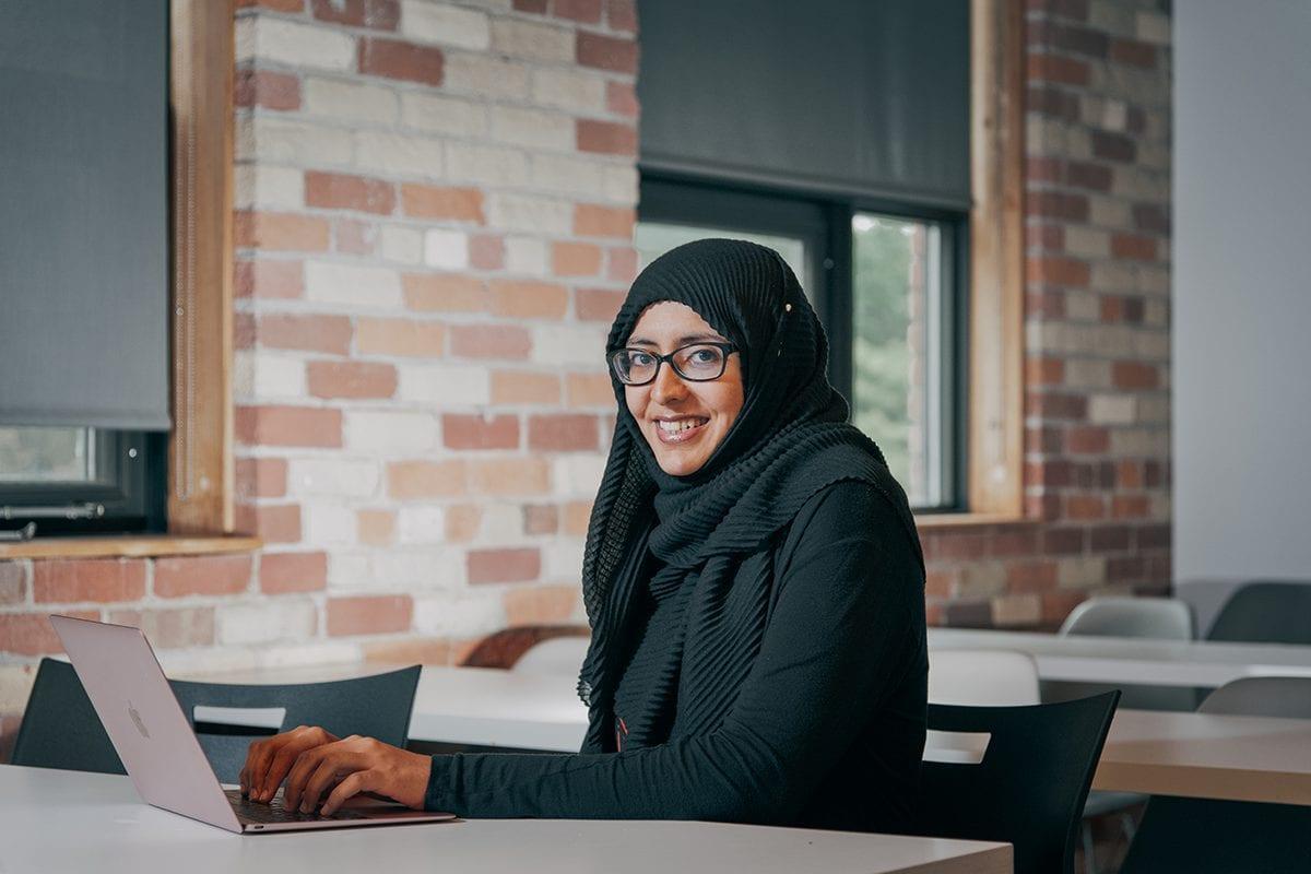 Women Learning to Code & Take Leadership