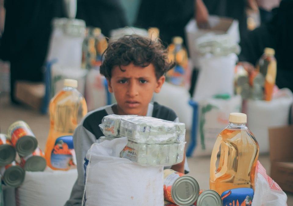 Providing Food Relief to Yemen