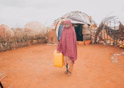 Water Tanks in Somalia