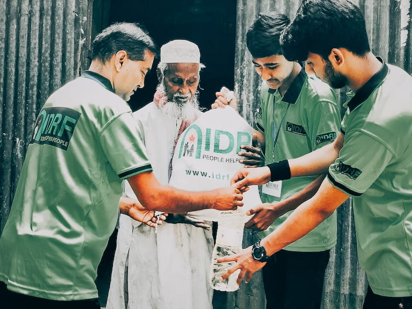 Food Aid Bangladesh