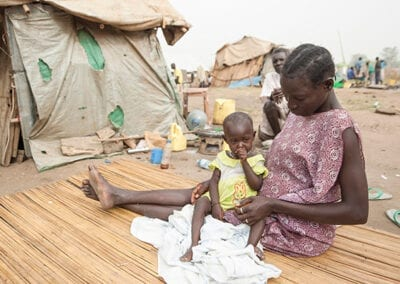 Food Relief for West Africa