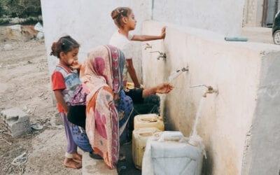 Water Wells for Yemen
