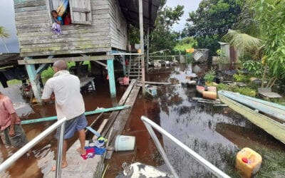 Canadians Join Together to Help Victims of Guyanese Flooding
