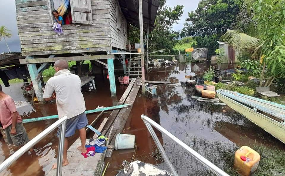 Guyana Flood Relief
