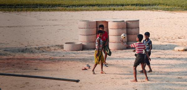 Rebuild Rohingya Refugee Shelters