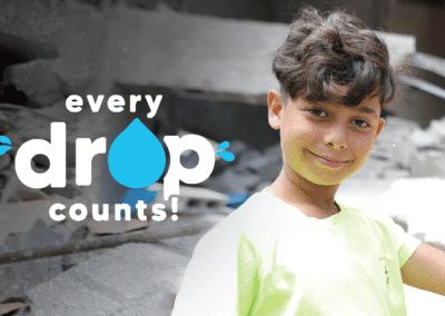 Water wells in Gaza