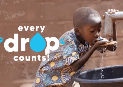 Water wells in Sahel
